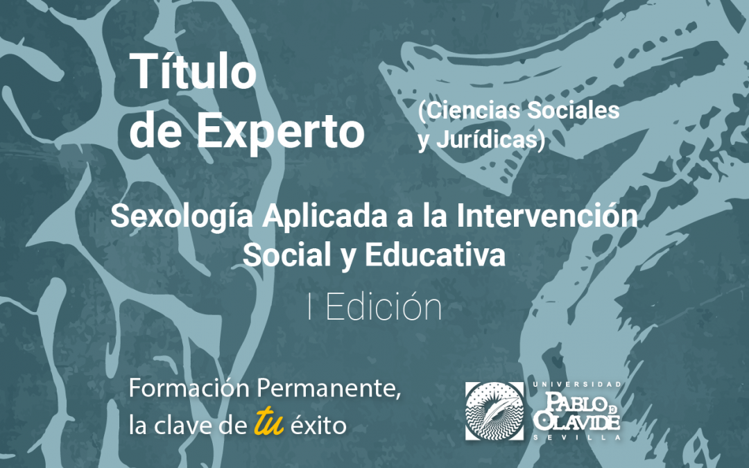 Título Experto en Sexología Universidad Pablo de Olavide