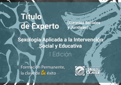Título Experto en Sexología Universidad Pablo de Olavide (II edición)