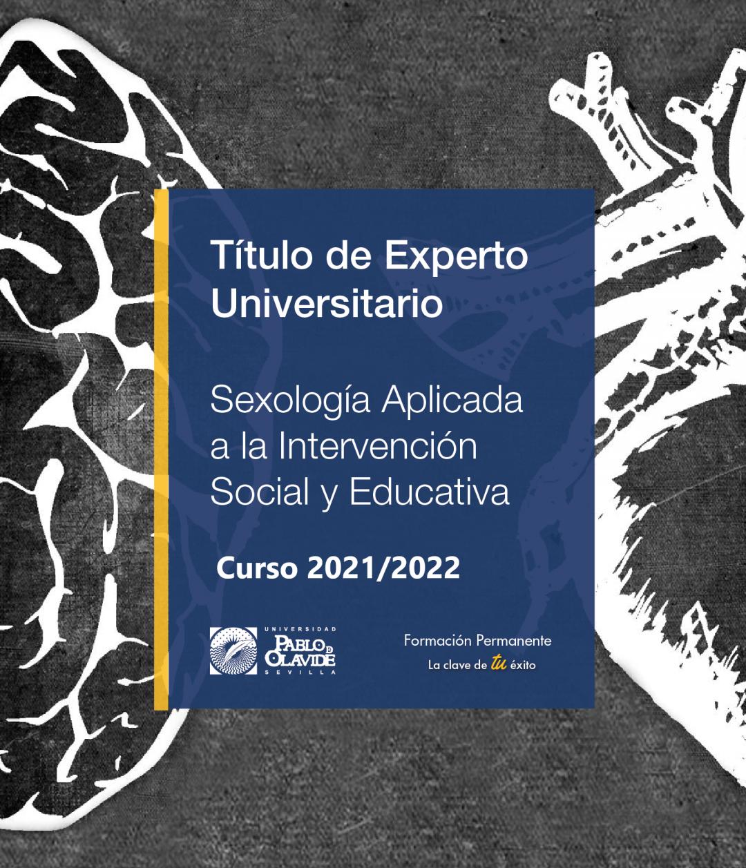 Experto en Sexología Insex y Universidad Pablo de Olavide (Sevilla)