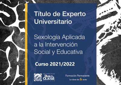 Experto en Sexología aplicada a la intervención social y educativa (II Edición Online)