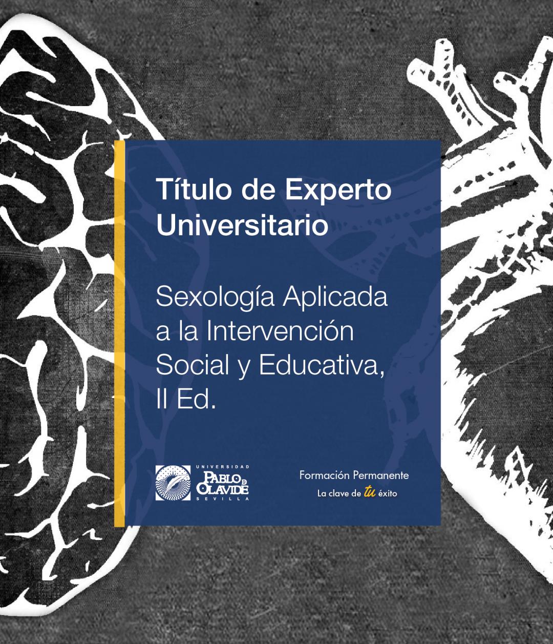 Experto en Sexología UPO Insex
